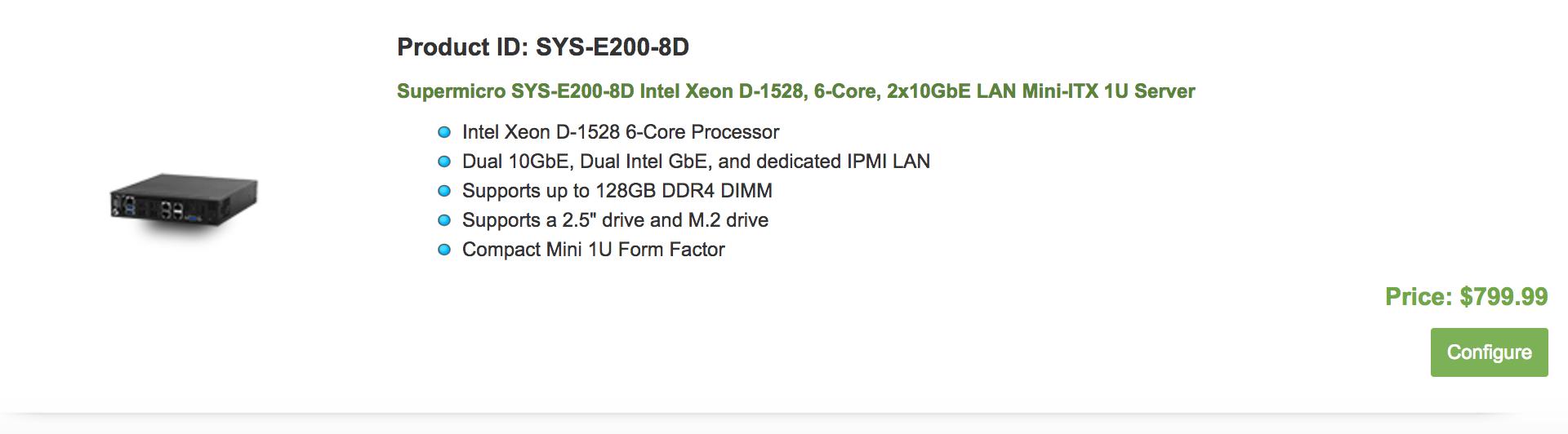 SuperMicro vs Intel NUC | Lab-Rat